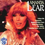 Super 20 Lyrics Amanda Lear