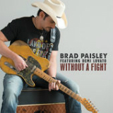 Without a Fight (Single) Lyrics Brad Paisley