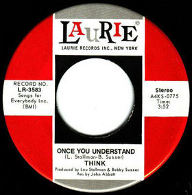 Once You Understand (Single) Lyrics Think
