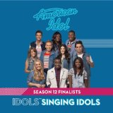 Miscellaneous Lyrics American Idol Finalists