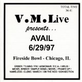 V.M. Live Lyrics Avail