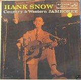 Country & Western Jamboree Lyrics Hank Snow