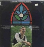 Hank Snow Sings Sacred Songs Lyrics Hank Snow