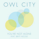 You're Not Alone (Single) Lyrics Owl City
