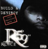 Build & Destroy: The Lost Sessions, Part 1 Lyrics Royce Da 5'9