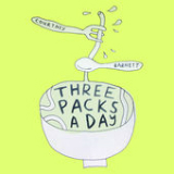 Three Packs a Day (Single) Lyrics Courtney Barnett