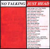 No Talking Just Head Lyrics The Heads