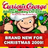 Miscellaneous Lyrics Curious George: A Very Monkey Christmas