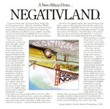 Escape From Noise Lyrics Negativland