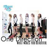 What Makes You Beautiful (Single) Lyrics Megan & Liz