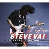 Stillness in Motion: Vai Live in L.A. Lyrics Steve Vai