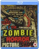 The Zombie Horror Picture Show Lyrics Rob Zombie