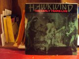 Early Hawkwind Lyrics Hawkwind