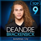 American Idol: Top 9 – Their Personal Idols Lyrics Deandre Brackensick