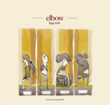 Lippy Kids (Single) Lyrics Elbow