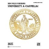 Ben Folds Presents: University A Cappella! Lyrics Ben Folds