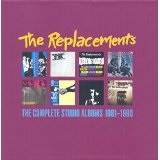 THE COMPLETE STUDIO ALBUMS: 1981-1990 Lyrics Replacements