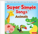 Super Simple Songs - Animals Lyrics Super Simple Learning