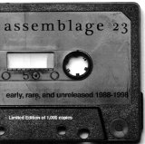 Early, Rare, And Unreleased 1988-1998 Lyrics Assemblage 23