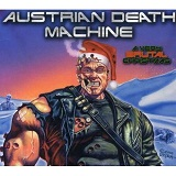 A Very Brutal Christmas Lyrics Austrian Death Machine