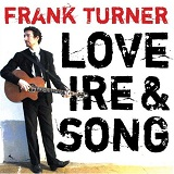 Love Ire & Song Lyrics Frank Turner
