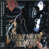 Heavy Metal Thunder Lyrics Sex Machineguns