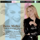Bette Midler Sings The Rosemary Clooney Songbook Lyrics Bette Midler
