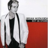 Set In Stone Lyrics Brian McFadden