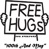Free Hugs For Everyone Lyrics 100th And May