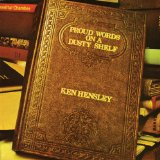 Proud Words On A Dusty Shelf Lyrics Hensley Ken