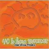 Side Show Freaks Lyrics 40 Below Summer