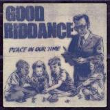 Peace In Our Time Lyrics Good Riddance