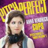 "Cups (Pitch Perfect's ""When I'm Gone"") [Single] Lyrics Anna Kendrick"