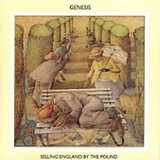 Selling England By The Pound Lyrics Genesis
