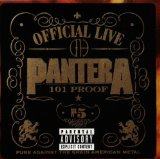 Official Live: 101 Proof Lyrics Pantera