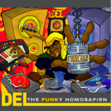 Funk Man (The Stimulus Package) Lyrics Del The Funky Homosapien