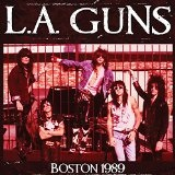 Live in Boston 1989 Lyrics L.A. Guns