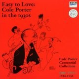 1930's Vol 2: Easy To Love Lyrics Cole Porter