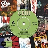 Gem Singles Lyrics UK Subs