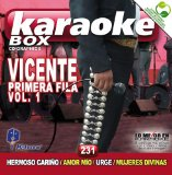 Miscellaneous Lyrics Vicente Fernández