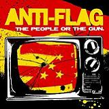 The People Or The Gun Lyrics Anti-Flag