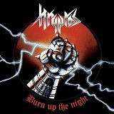 Burn Up the Night Lyrics Kryptos