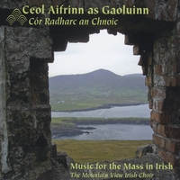 Music for the Mass in Irish Lyrics Four Shillings Short
