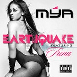 Earthquake (Single) Lyrics Mya