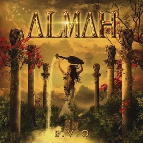 E.V.O Lyrics Almah