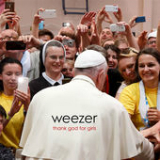Thank God for Girls (Single) Lyrics Weezer