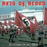 Triumph of the Will Lyrics Axis of Blood