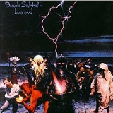 Live Evil Lyrics Black Sabbath