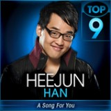American Idol: Top 9 – Their Personal Idols Lyrics Heejun Han