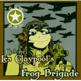 Live Frogs Set 1  Lyrics Colonel Les Claypool's Fearless Flying Frog Brigade